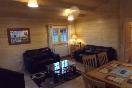 Oak Lodge at Avonvale Holiday Lodges - Evesham - Ferienunterkunft