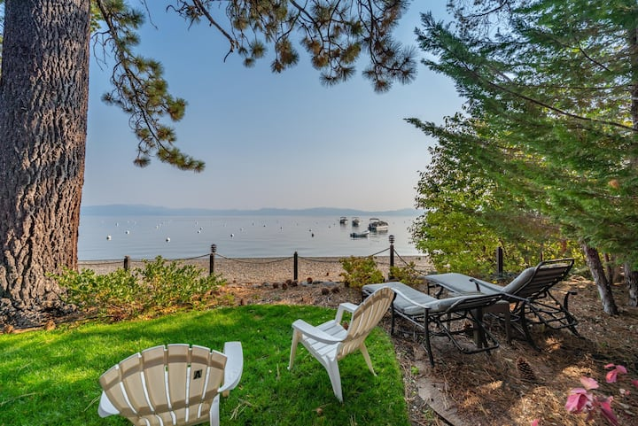 NEW! Private, Lakefront home next to Westshore Cafe and Homewood Resort!
