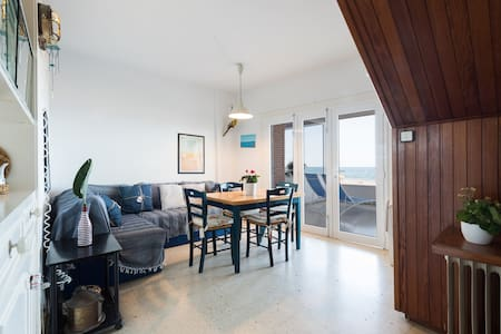 Apartment on first line of beach - Apartment