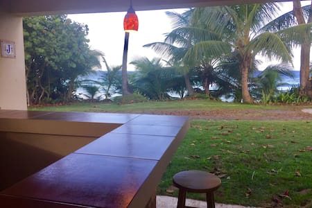 Beachfront Cozy Apartment - Aguada