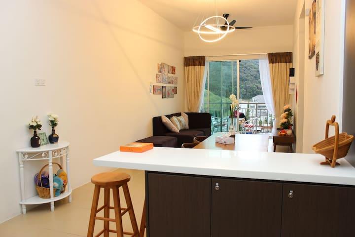 The Comfy Homestay@Cameron Highlands - Brinchang - Pis