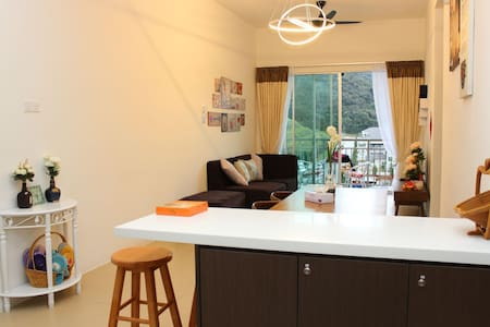 The Comfy Homestay@Cameron Highlands - Brinchang - Apartment