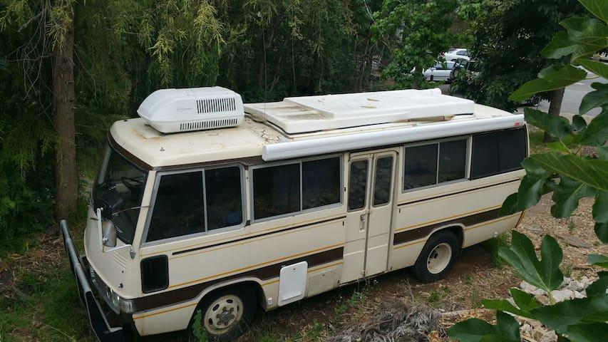 1973 Toyota Coaster Campavan!