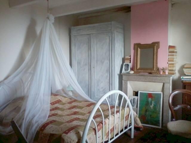 la chambre d'hôte
