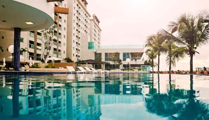 Belo, confortável e luxuoso Salinas Park Resort