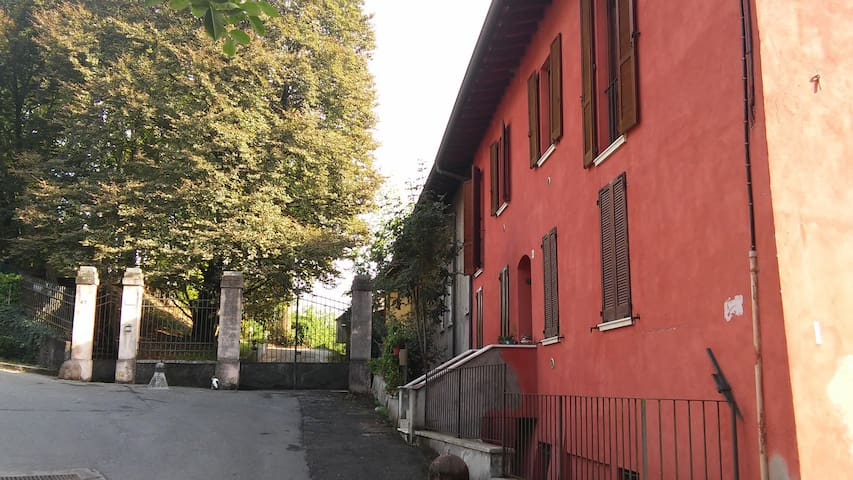 Charming apartment btw the lakes - Provincia di Brescia - Lägenhet