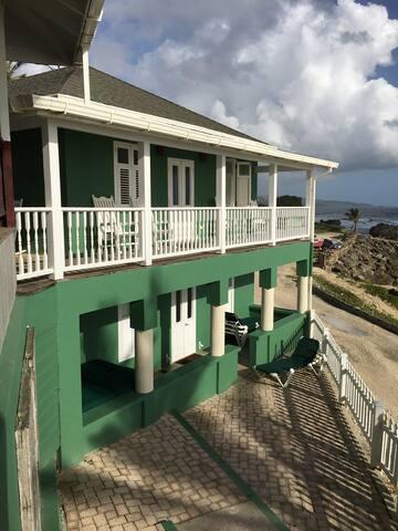 Upper Ocean Front Cottage