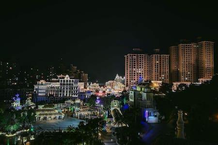 全新房子,近万达广场,坐落于客天下风景区,威尼斯水城夜景,客天下碧桂园物业全方位配套服务