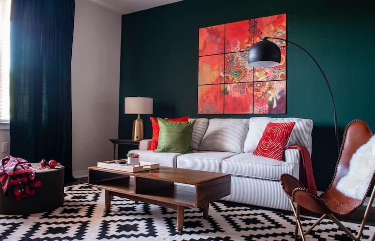 1BR South Congress Apt #2203 | Pool by WanderJaunt
