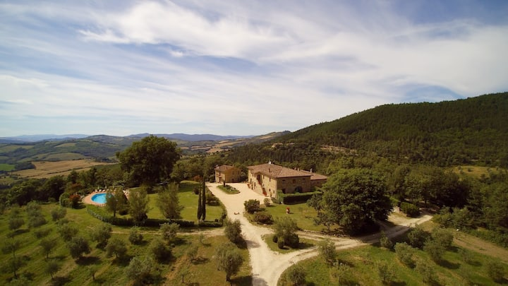 Villa Le Bolli, a holiday to be loved