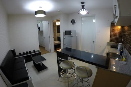 Cozy Two Bedroom at the 35th w/ Wi-Fi and Cable TV - Manila