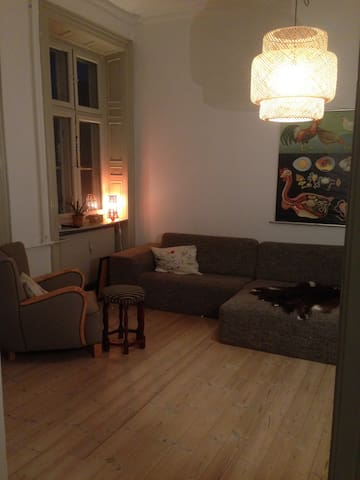 In the citycenter near the harbor - Svendborg - Apartamento