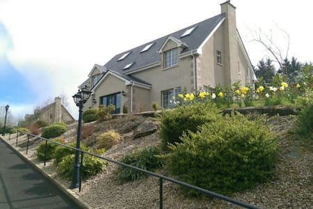 Approved Failte Ireland B&B on Wild Atlantic Way - Driminaught - Oda + Kahvaltı