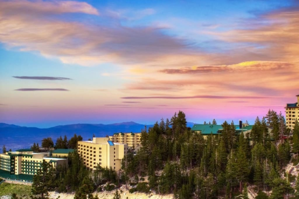 Luxurious 2 Bdrm Suite At The Ridge Tahoe Resort Timeshares For Rent In Stateline Nevada
