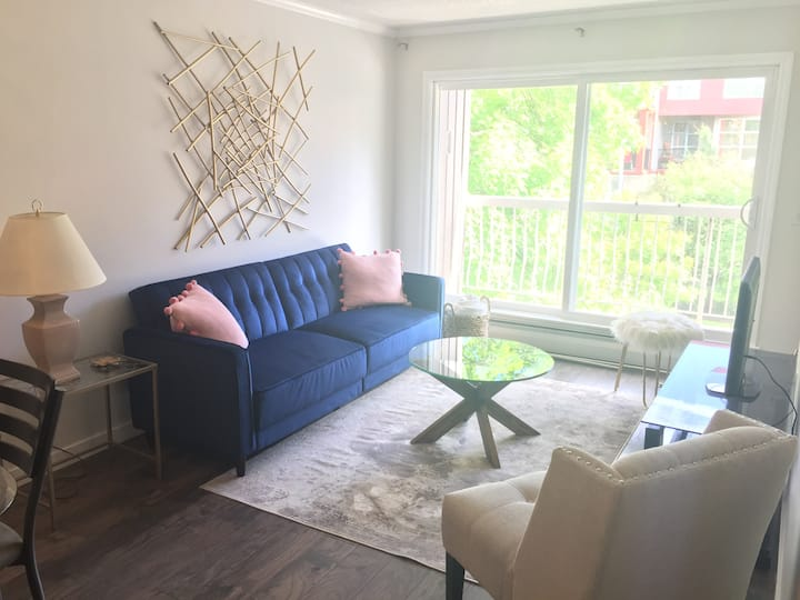 Sunny and perfectly located Mission apartment