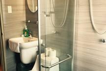 Bathroom 2: 2nd Floor