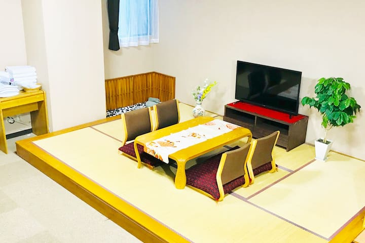 A-GATE HOTEL☆No.313☆Cozy room for Family 最大6名宿泊!