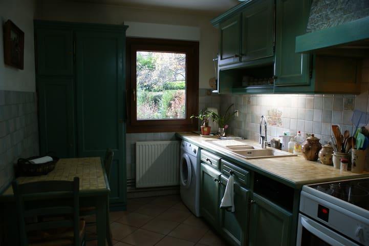"""Appartement """"Les troubadours"""" agréable et calme - Ribeauville - Byt"""