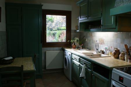 """Appartement """"Les troubadours"""" agréable et calme - Ribeauville - Lejlighed"""