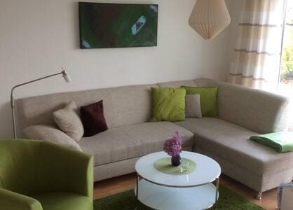 """Wunderschöne Wohnung""""Lichtblick"""" - Meersburg - Byt"""