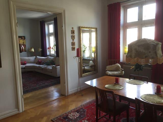 Central lägenhet i Helsingborg. - Helsingborg - Apartment