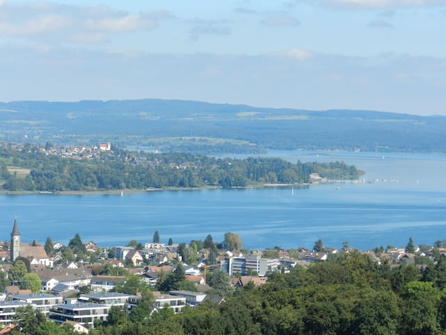 Comfortable holiday apartment at lake Constance - Steckborn - Appartement