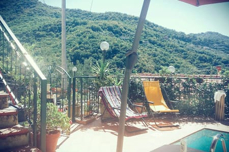 La Casa di Viola - Avegno - Bed & Breakfast