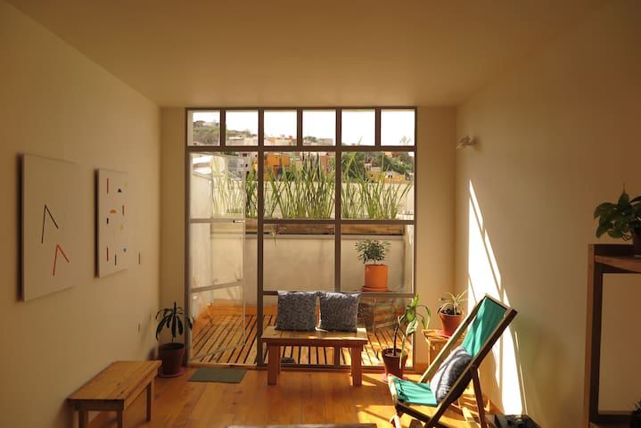 Modern Sunny House in Marfil