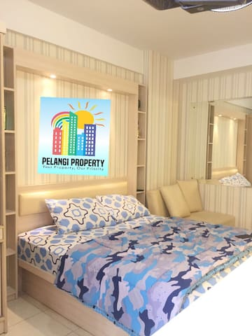 Sewa Harian Apartemen Green Lake View Ciputat - Ciputat - Apartment