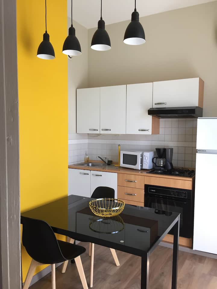 Appartement Villa Tourniette - QUENTIN