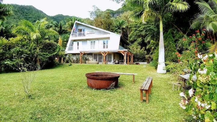Mon Îlet - Villa Trésor Péï