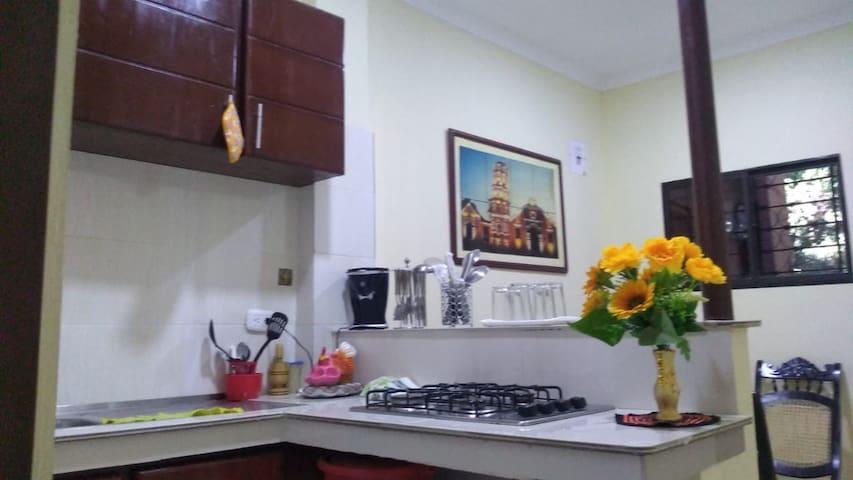 Apartamento Independiente cerca a centro histórico