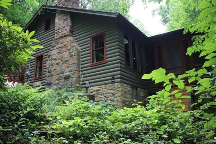 McConnells Mill Cabin on Slippery Rock Creek