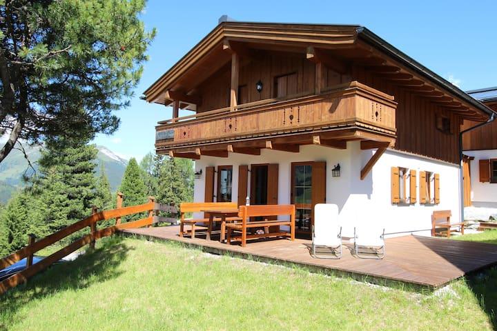 Haus Louise direkt an der Piste - Zillertal Arena