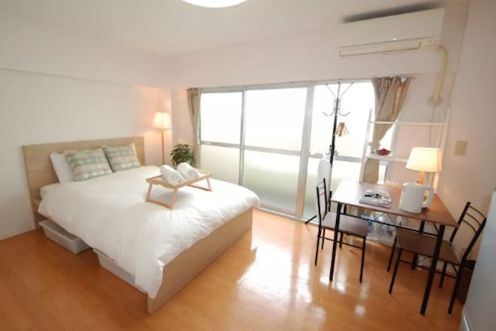 2min Sta.Near Shinjuku good location/FreeWi-Fi/707