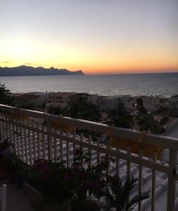 Una terrazza sul mare(Castellamare) - Alcamo