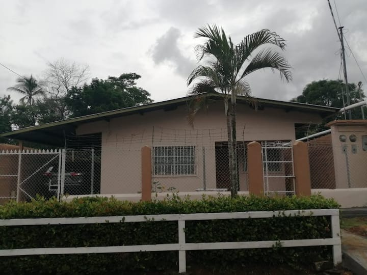Casa cerca de David centro
