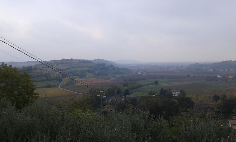 Dai Colli Berici a Venezia alle Terme Ugane