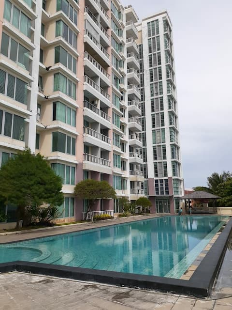 Balikpapan ruby tower apartment