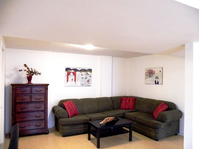 Superbe logement, coin tranquille - Laval - Lägenhet