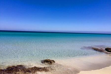 Marzamemi  80 mt by the sea