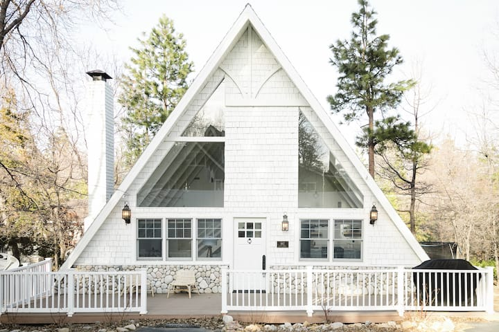 The Wilson Haus: A Kid-Friendly Modern Boho Cabin