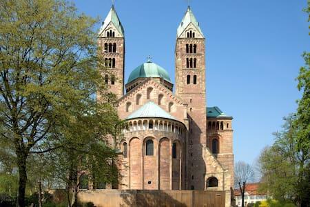 TJ's Home - Maisonette-Ferienwohnung Speyer - Speyer - Apartamento