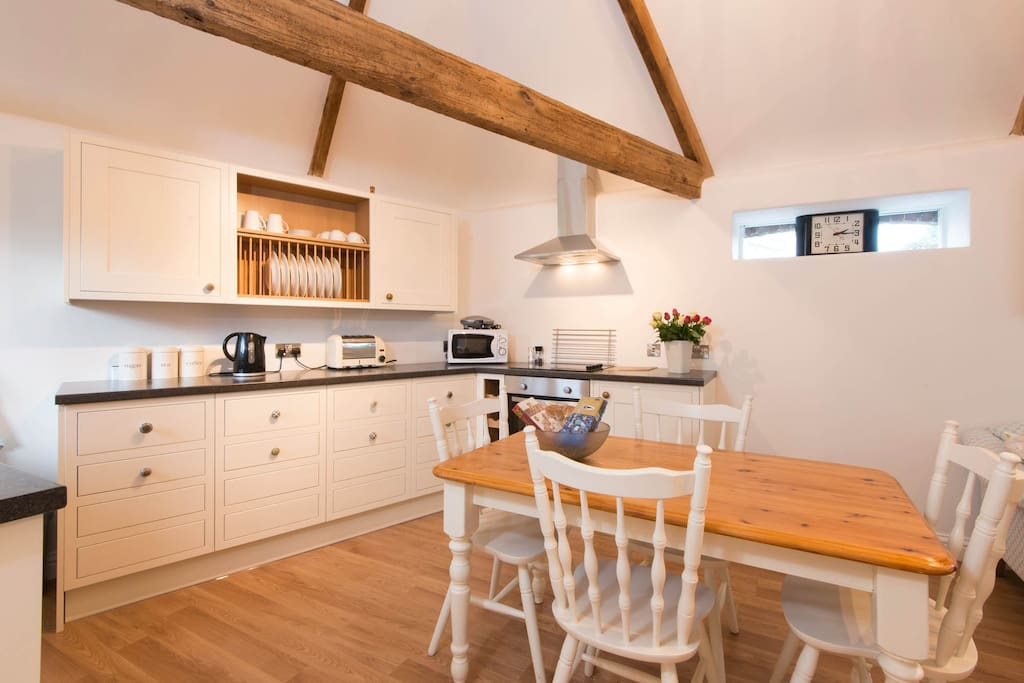 The property was immaculate, and so cosy........Philippa from Norton*****
