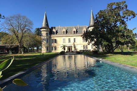 CHATEAU BORDEAUX & VIGNOBLE ( castle house )