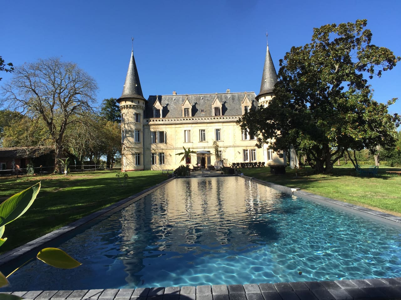 Chateau   Giacomo Casanova