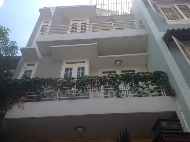 Must see! apartment for lease - Ho Chi Minh - Pis
