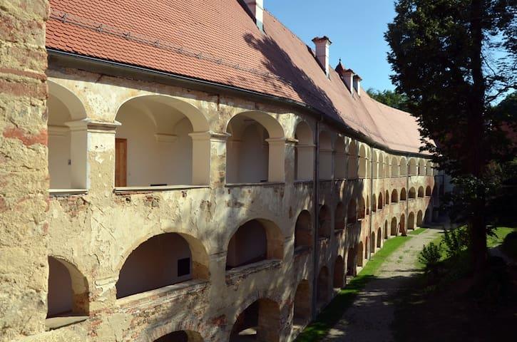 Castle Goričko, LYNDWA room