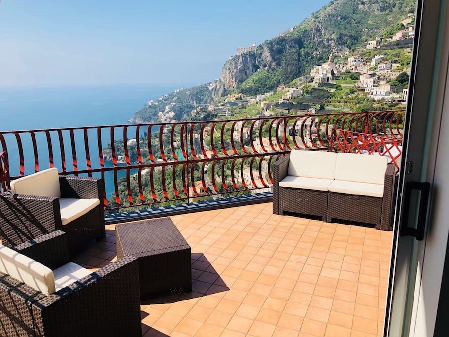 Terrazza privata/private terrace