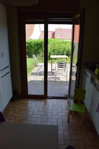 chambre dans maison avec jardin et proche ESSTIN - Heillecourt - Daire
